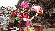 仮面ライダーエグゼイド レベル3の画像(プリ画像)