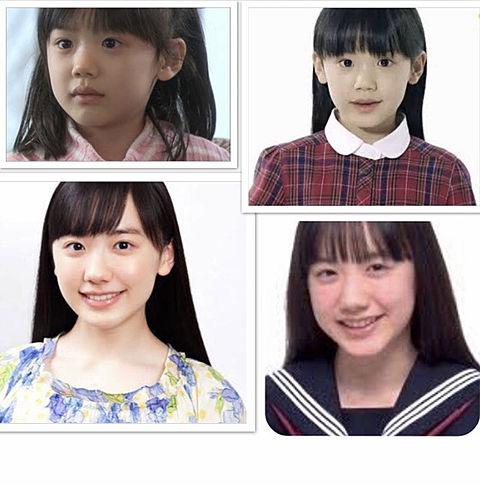成長してる芦田愛菜の画像 プリ画像