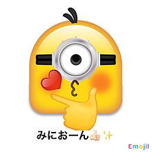 ミニオン風絵文字😁👍🏻✨の画像(プリ画像)