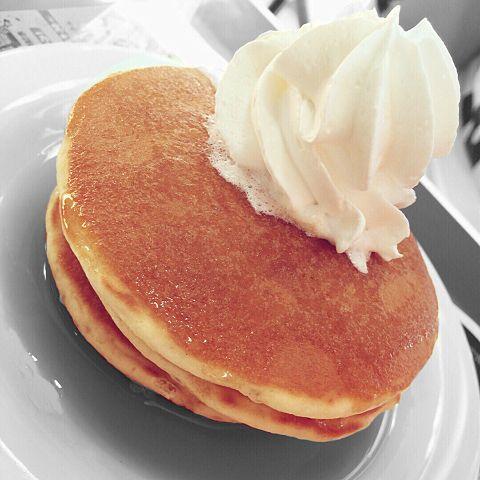 ホットケーキ(๑´ㅂ`๑)♡*.+゜の画像(プリ画像)