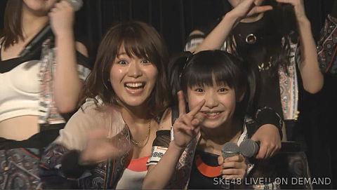 SKE48 山内鈴蘭 倉島杏実の画像 プリ画像