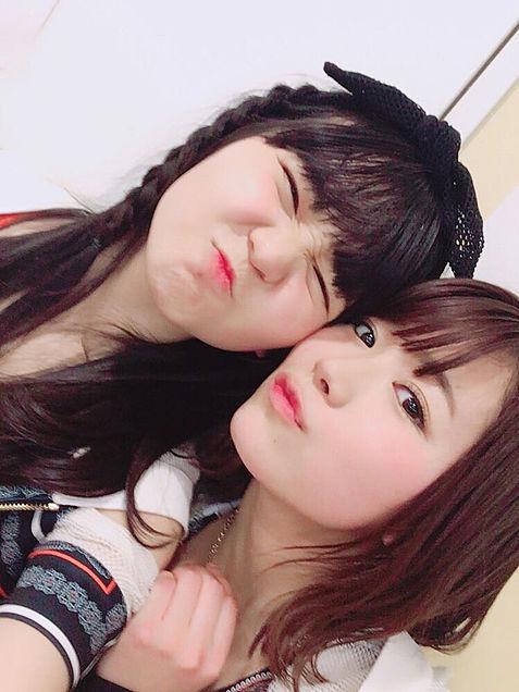 SKE48 上村亜柚香 山内鈴蘭の画像 プリ画像