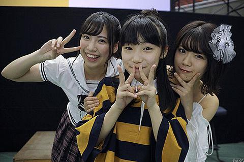 SKE48 荒井優希 倉島杏実 山内鈴蘭の画像 プリ画像