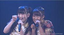 SKE48 井上瑠夏 山内鈴蘭の画像(重ねた足跡に関連した画像)