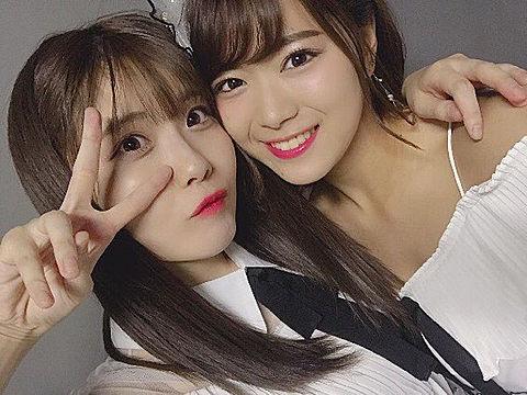 SKE48 谷真理佳 山内鈴蘭の画像(プリ画像)