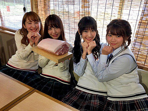SKE48 内山命 松村香織 野村実代 山内鈴蘭の画像(プリ画像)