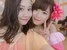 SKE48 松本慈子 山内鈴蘭 プリ画像