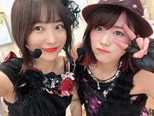 SKE48 日高優月 山内鈴蘭 プリ画像