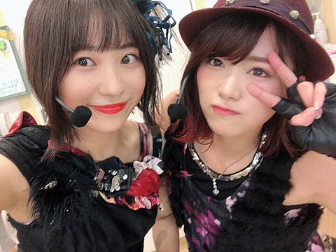 SKE48 日高優月 山内鈴蘭の画像(プリ画像)