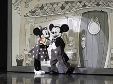 ディズニー壁紙ミッキー ミニーワンマンズ・ドリームIIの画像(iiに関連した画像)