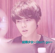 Don't go 胡蝶少女 プリ画像