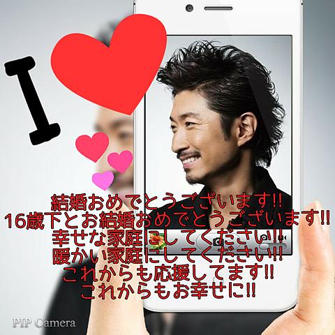 MAKIDAIさん、結婚おめでとうございます!!の画像(プリ画像)