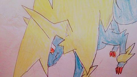 ライボルト  ポケモンの画像(プリ画像)