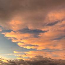 空の画像(オレンジに関連した画像)