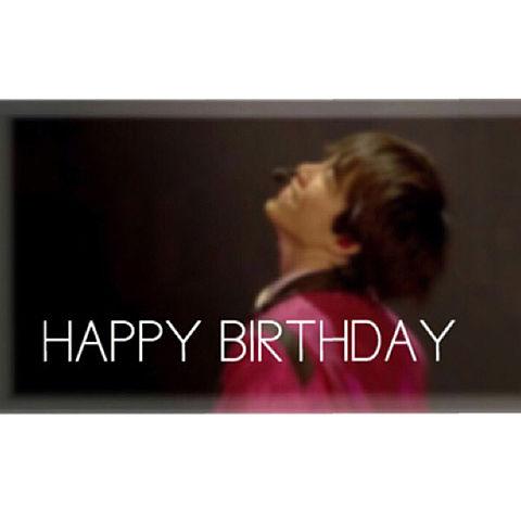 しげhappy birthdayの画像(プリ画像)
