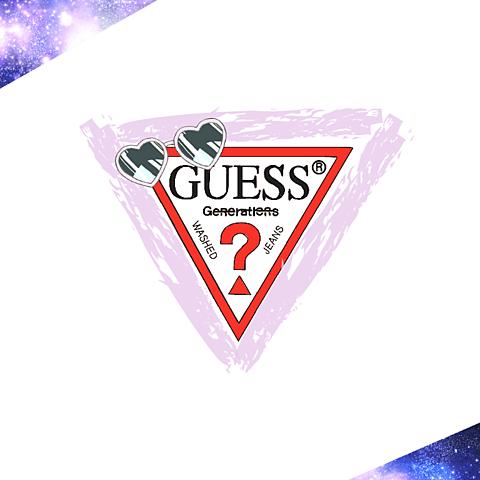 GUESS♡の画像(プリ画像)
