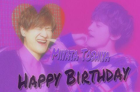 紫王子の誕生日の画像(プリ画像)