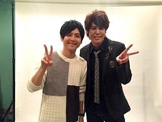 マモちゃんと梶くん☆の画像(プリ画像)