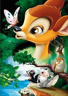 バンビの画像 プリ画像