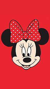 ミニーマウス プリ画像