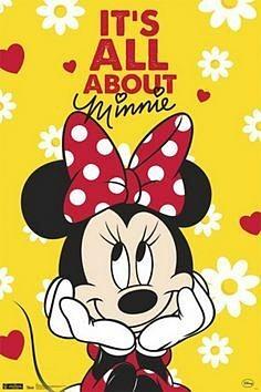 ミニーマウスの画像(プリ画像)