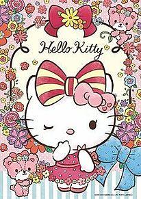HELLO KITTYの画像(待受に関連した画像)