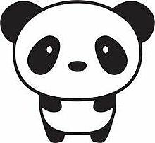 パンダ プリ画像