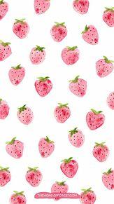 イチゴの画像(待受に関連した画像)