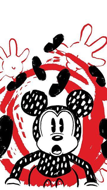 ミッキーの画像 プリ画像