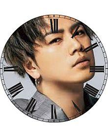登坂広臣で時計加工してみた(*´ω`*)の画像(登坂広臣に関連した画像)