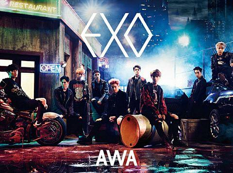 EXO 新曲の画像(プリ画像)