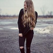 girl の画像(#ブラックコーデに関連した画像)