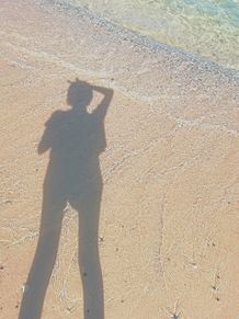 影☆綺麗な透き通ったうみ🏖🐠☀️ プリ画像
