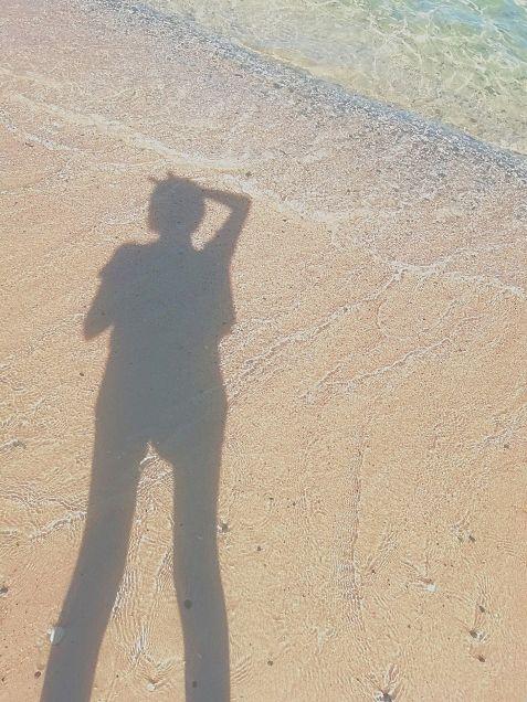 影☆綺麗な透き通ったうみ🏖🐠☀️の画像(プリ画像)