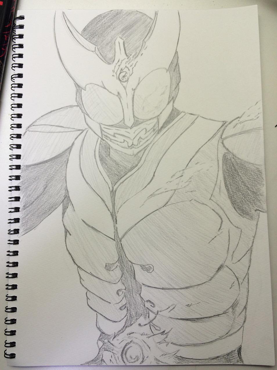 仮面ライダークウガ (キャラクター)の画像 p1_40