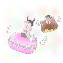 おそ松さん   一松   トド松   110松の画像(トド松に関連した画像)