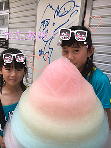 初めての綿菓子!!の画像(綿菓子に関連した画像)