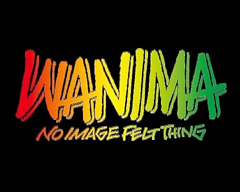 WANIMA ロゴ 背景透過の画像 プリ画像