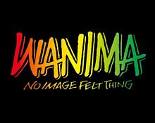 WANIMA ロゴ 縁どりの画像(wanimaロゴに関連した画像)