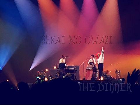 SEKAI NO OWARI LIVEの画像(プリ画像)