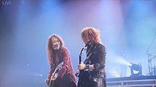 X JAPAN ウェンブリーアリーナライブの画像(pataに関連した画像)