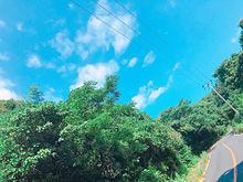 山道の画像(空に関連した画像)