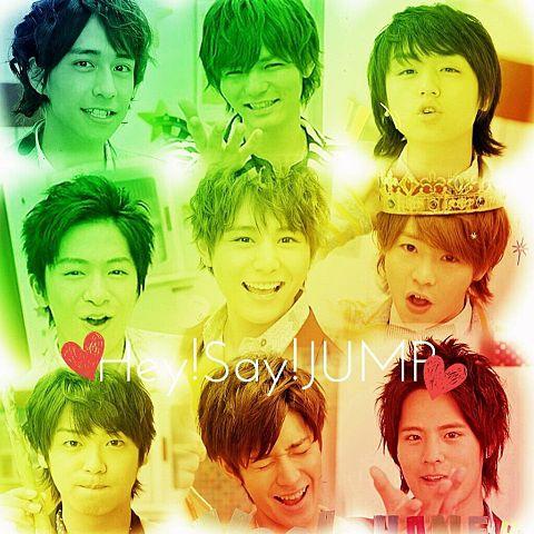 Hey! Say!JUMPの画像(プリ画像)