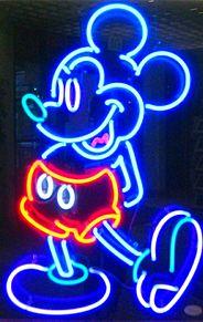 Mickey ネオン かわね♥ プリ画像