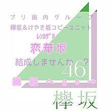 坂道グループ第3弾の画像(コピーユニットに関連した画像)