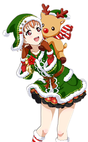 クリスマスプレゼント編 背景透過 プリ画像