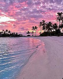 砂浜🐠の画像(綺麗な景色に関連した画像)