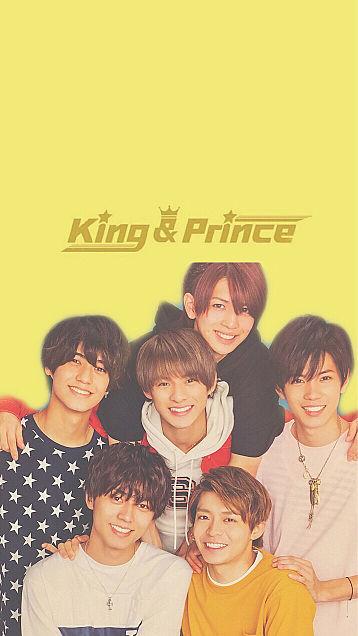 King&Princeロック画面の画像(プリ画像)