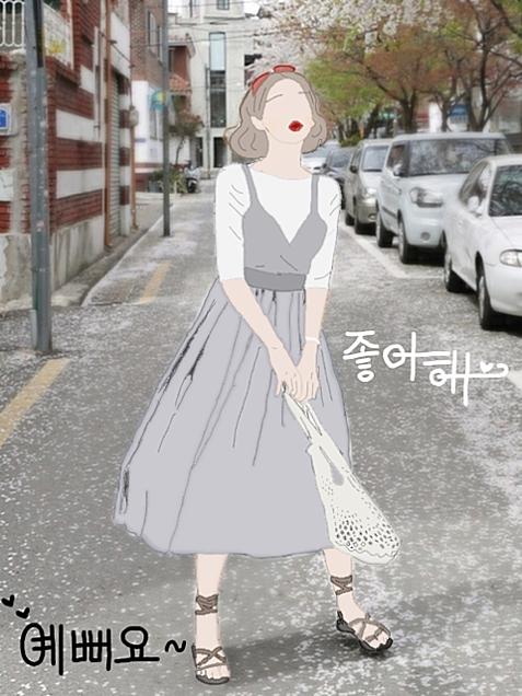 Korean風おしゃれ壁紙の画像 プリ画像