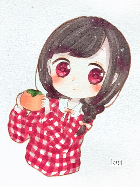 柿(❁・∀・❁)の画像(プリ画像)